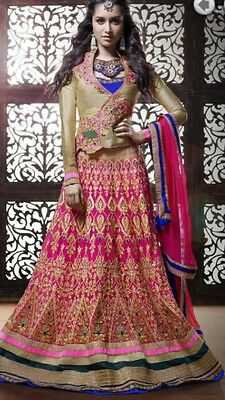 INDIAN BOLLYWOOD LENGHA - BRAND NEW ON SALE *special offer*
