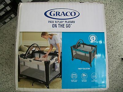 Brand New Graco Pack 'n Play On the Go Playard, Finch