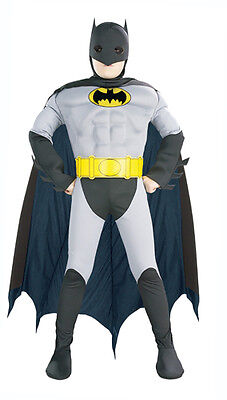Deluxe Muscle Chest - The Batman Childrens Costume