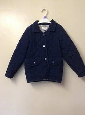 A248 Girls Jacket From Next Aged 3-4