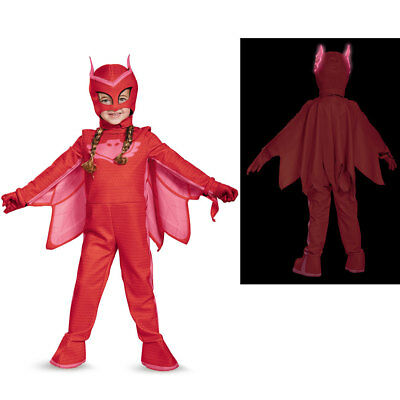 Toddler PJ Masks Classic Deluxe Costume