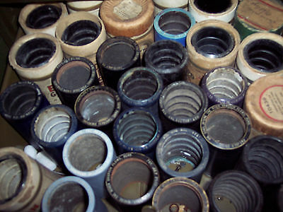 10 Edison Phonograph Cylinder Records / Selling By Bulk