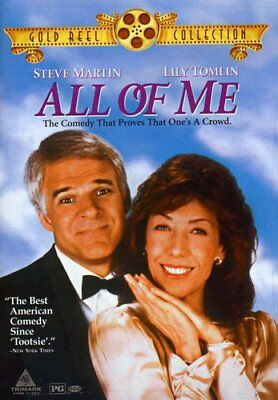 All of Me [New DVD]