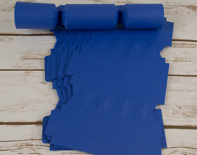 100 MINI Blueberry Blue Make & Fill Your Own Cracker Boards