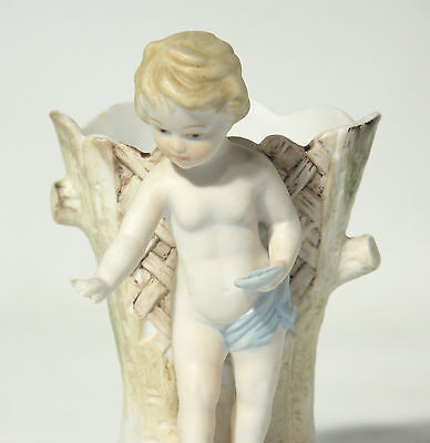 Porcelain Figurine of Angelic Child