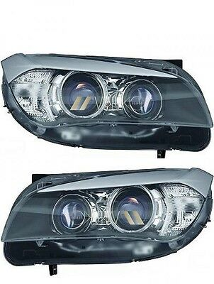 Angel Eyes Scheinwerfer Set LED Standlichtringe BMW X1 E84