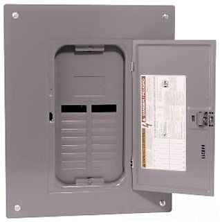 Square D Qoc16Uf Load Center Cover with Door