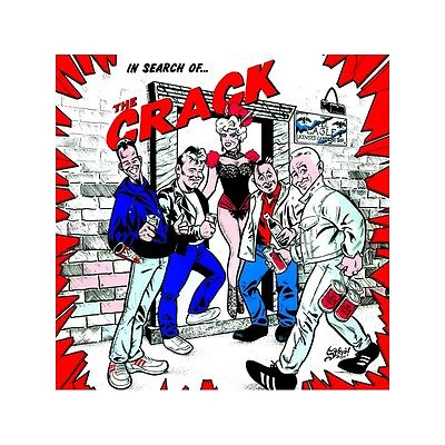 LP - The Crack - In Search Of... - Re, UK Punk, Oi!, Skinhead