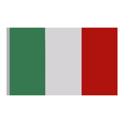 Large Polyester 5ft x 3ft Italy National Flag Italian Europe Country Banner