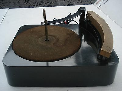 Columbia Model 104 Record Changer Player Portable Phonograph