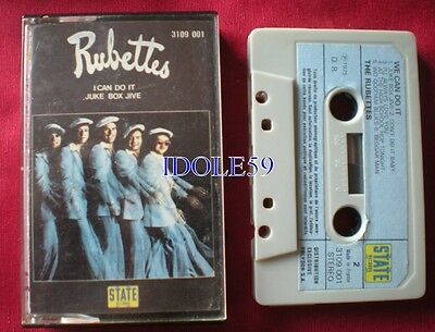 Rubettes, we can do it. K7 audio / Audio tape