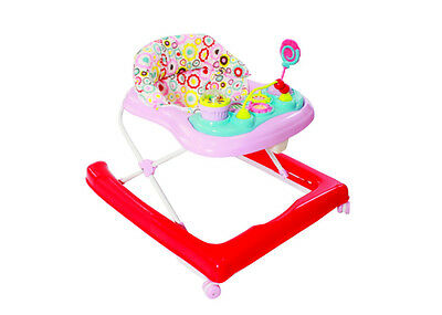 Red Kite Baby Go Round Twirl Activity Toys Fun Walking Pink Top Quality Floor