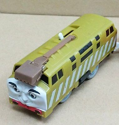 Loose Fisher Trackmaster Thomas Motorized Battery Train - Diesel 10 Head