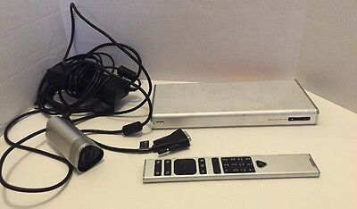 Polycom RealPresence Group 300 Includes Eagle Eye Camera Remote Real Presence