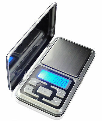 2017 Pocket Digital Scales Jewellery Gold Weighing Mini LCD Electronic 0.1g 500g