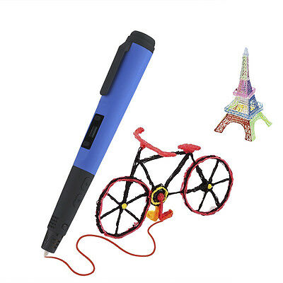 Intelligent 3D Printing Pen - For 3D Drawing + Arts + Crafts Printing, Intellige