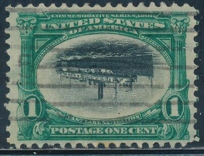 "#294a FANTASY 1¢ USED ""NOT AN INVERT"" BT4076"