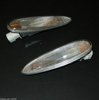 FIAT Marea Palio Weekend Bravo Brava Strada Albea - Side Indicators PAIR CLEAR