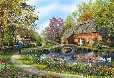 Educa 16356-Country House Puzzle (5000Pieces)
