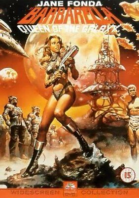 Barbarella  with Jane Fonda New (DVD  2000)