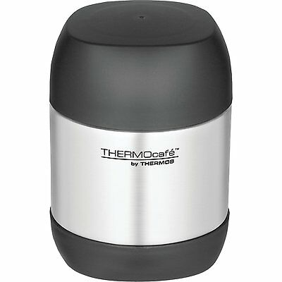 THERMOS Challanger Food Soups 300ml STAINLESS FLASK Thermal Vacuum Insulated Jar