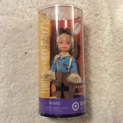 Halloween Party Tommy Friend of Kelly Barbie is a Scarecrow Mattel MIB NRFB 2002
