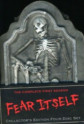 Fear Itself: The Complete First Season [New DVD] Collector's Ed, Dolby, Specia