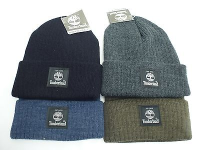 754497bd4 TIMBERLAND WINTER HATS Beanie Navy/Gray/Black/Olive One Size Fit Most New