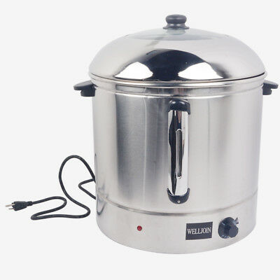 48L commercial temperature conroller food steamer snack steamer