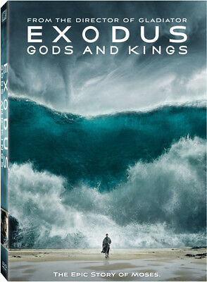 Exodus: Gods and Kings [New DVD] Dolby, Digital Theater System, Dubbed, Subtit