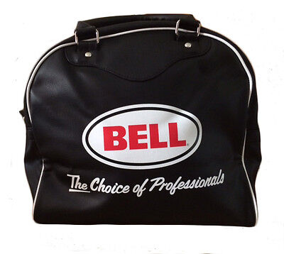 Bell Custom 500 Open Face Motorcycle Scooter Helmet Carry Bag Black