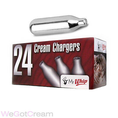 600 x 8g Pure Nitrous Oxide Cream Chargers N2O NOS - Free Delivery