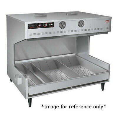 "Hatco MPWS-36 Stainless Steel Multi-Product 37.38"" Warming Statiom"