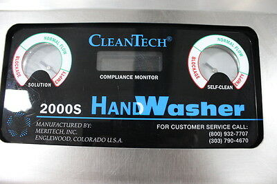 Cleantech 2000S Glove and  Handwasher
