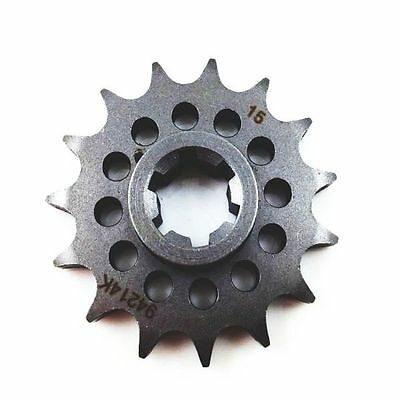 TM KZ ICC Front Sprocket - Light Weight 428 Chain for Shifter Kart - 16 TOOTH