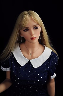 RealDoll Silicone Big Chest 165 cm Sex Doll