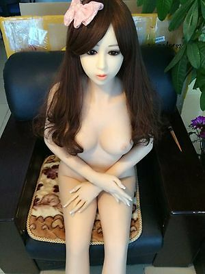 RealDoll Silicone Young looking Big Breasts 158 cm Sex Doll
