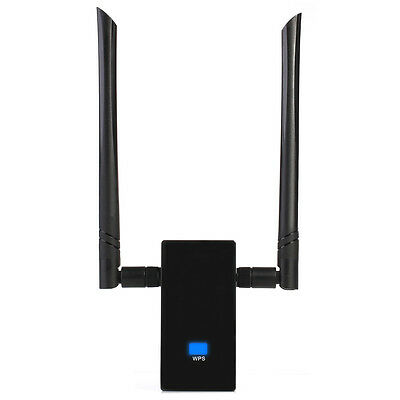 1200Mbps Dual Band 802.11ac 2.4/5GHz PC USB 3.0 WiFi Adapter Network LAN HY
