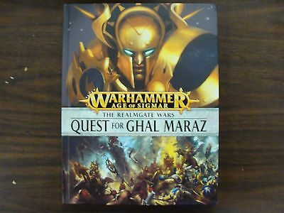 Quest for Ghal Maraz * Campaign * AoS * Age of Sigmar * Games Workshop