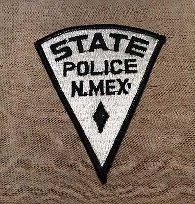NM New Mexico State Police Patch (3.5In)