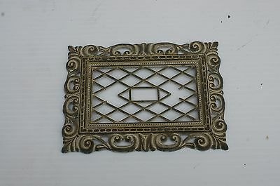 Vintage American Tack Light switch plate