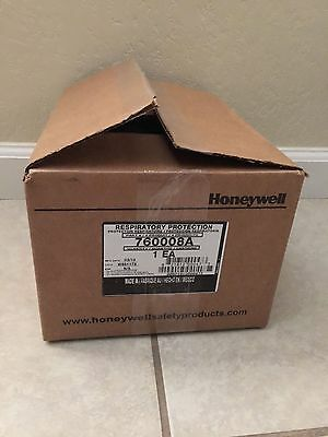 North  honeywell  760008A Full Face Respirator BRAND NEW