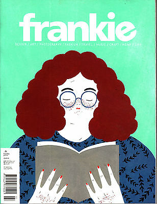 FRANKIE Magazine #65 May-June/2015 DESIGN art PHOTOGRAPHY fashion @NEW@+POSTER