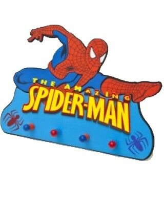 Marvel The Amazing Spider-man Clothes Hanger Official New