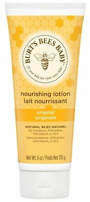 Burt's Bees Baby Bee Original Buttermilk Lotion 170g 01011-14, Skin Care
