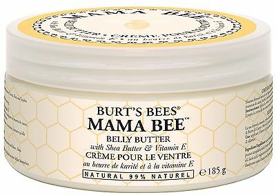 Burt's Bees Mama Bee Belly Butter 185g 01031-14, Maternity Health
