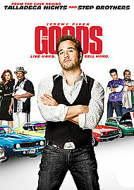 Comedy DVD - The Goods - Live Hard, Sell Hard (DVD, 2010)