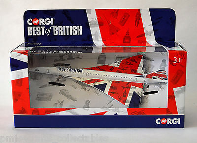 CORGI GS84006 Corgi Best of British Concorde