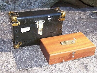 Vintage Western Electric Co. Tool w/ Cool Case