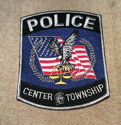 PA Center Twp. Pennsylvania Police Patch